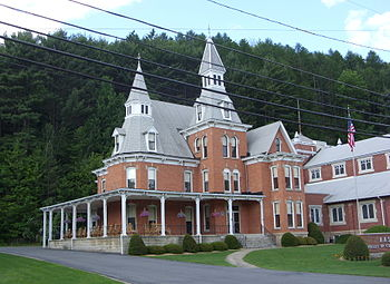Pleasing Coudersport Historic District Wikipedia Download Free Architecture Designs Rallybritishbridgeorg