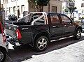 Isuzu D-Max LS Euro Spec rear.JPG
