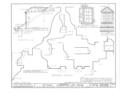 Ivy Hall, 1225 River Road, Piscataway, Middlesex County, NJ HABS NJ,12-NEBRU.V,3- (sheet 10 of 22).png