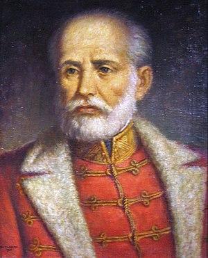 Battle of Segesvár - Image: Józef Bem 111