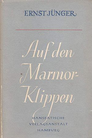 On the Marble Cliffs - Auf den Marmorklippen, 1939