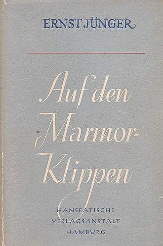 On the Marble Cliffs - Auf den Marmorklippen, 1939