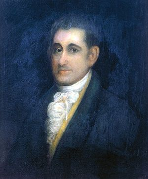 Joseph Desha - John Adair defeated Desha in the 1820 gubernatorial race.
