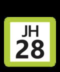 JR JH-28 station number.png