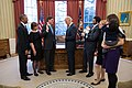Jack Lew sworn in as Treasury Secretary.jpg