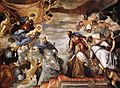 Jacopo Tintoretto - Doge Nicolò da Ponte Invoking the Protection of the Virgin - WGA22624.jpg