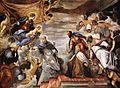 Jacopo Tintoretto - Doge Nicolò da Ponte Invoking the Protection of the Virgin - WGA22624.jpg