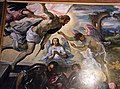 Jacopo tintoretto, cristo risorto e tre avogadori, 1606 ca. 02.JPG