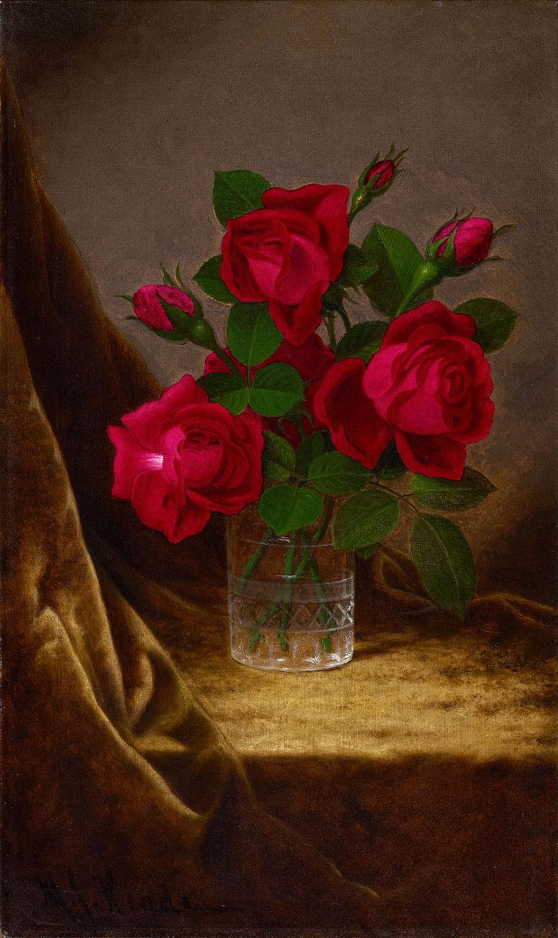 Jacqueminot Roses-Martin Johnson Heade.jpg
