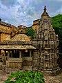 Jagat Shiromani temple amer jaipur history, architecture.jpg