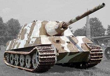Px Jagdtiger Aberdeen Se