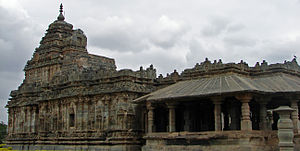 Gadag district - Jain temple at Lakkundi in Gadag District
