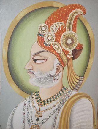 Rawal Jaisal - Maharawal Jaisal Singh. Jaisalmer Fort.