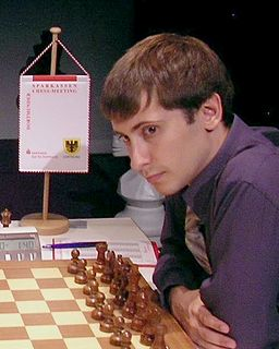 Dmitry Jakovenko Russian chess player