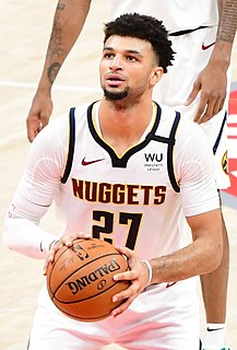 Jamal Murray Canadian basketball player