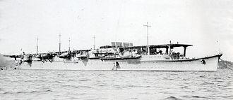 Japanese aircraft carrier Shōhō - Image: Japanese aircraft carrier Shōhō