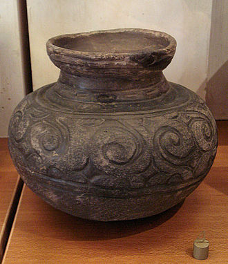 History of Japan - Jōmon period pottery
