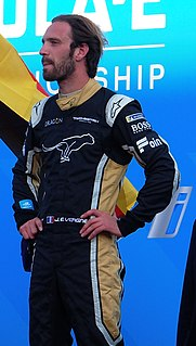 Jean-Éric Vergne French racing driver