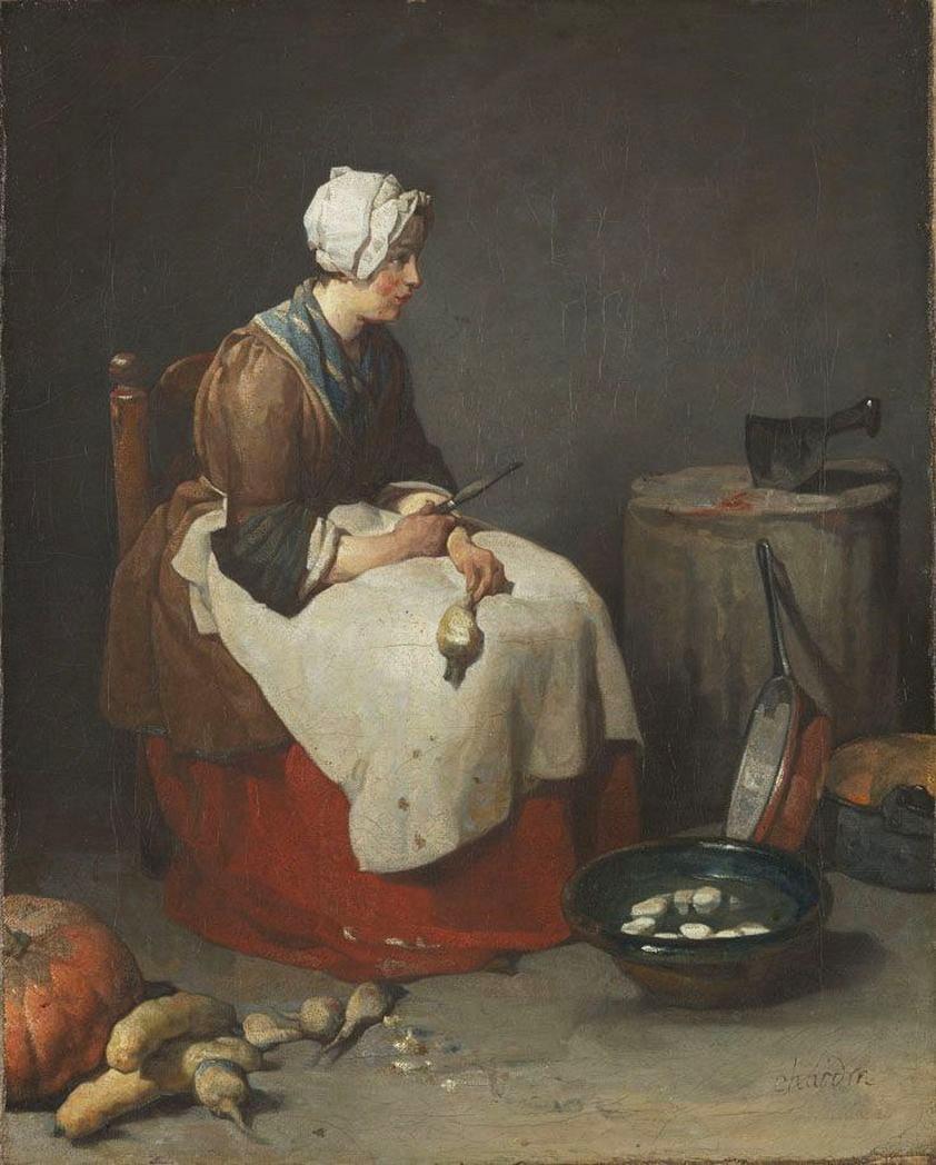Jean-Baptiste Siméon Chardin 017