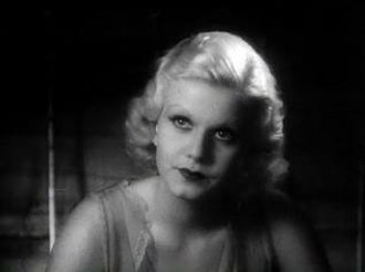 Jean Harlow - Harlow in Red Dust (1932)