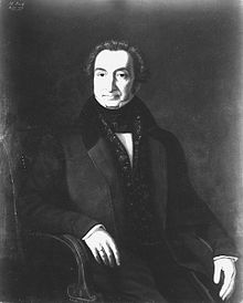 Jean Pierre Frédéric Ancillon (Quelle: Wikimedia)