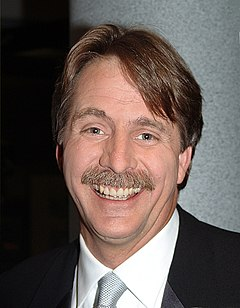 Jeff Foxworthy American stand-up comedian