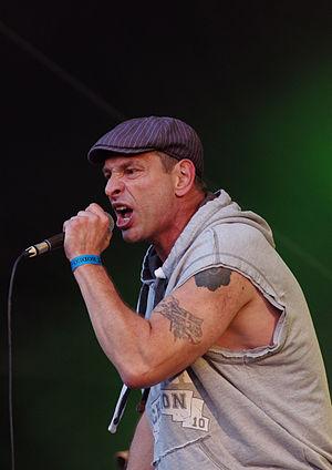 Cockney Rejects - Jeff Turner 2013