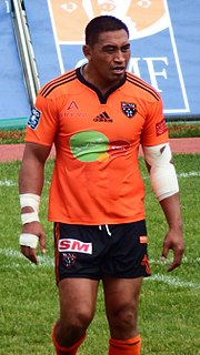 Jerry Collins New Zealand Rugby union footballer