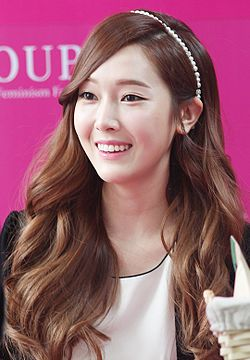 Jessica at a fansigning event for SOUP, 4 April 2014.jpg