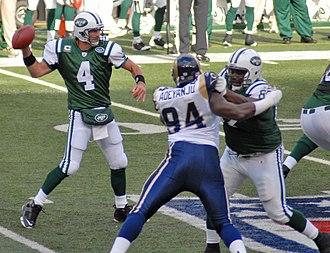2008 St. Louis Rams season - Image: Jets Vs Rams 2008 02
