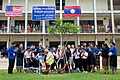 Jill Biden visits Laos, July 2015 06.jpg