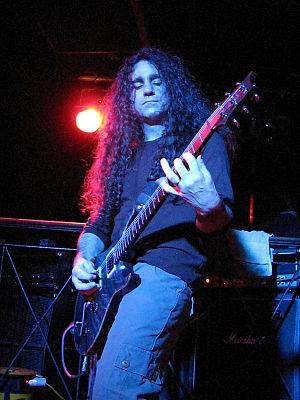 Jim Matheos from Fates Warning at The Underwor...