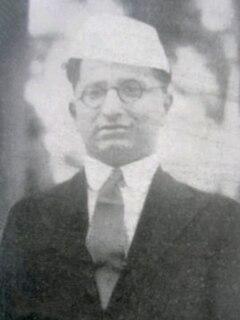 Joachim Alva Indian politician