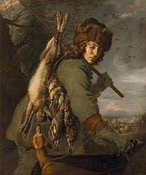 Joachim von Sandrart: A Hunter