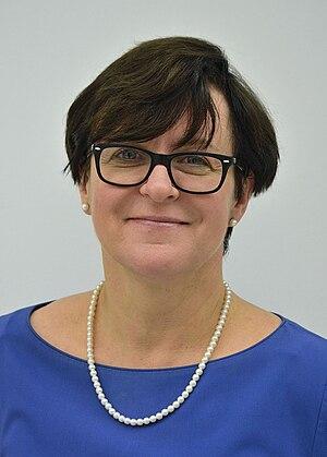 Joanna Kluzik-Rostkowska - Image: Joanna Kluzik Rostkowska Sejm 2015