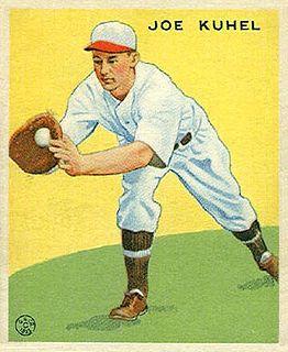 Joe Kuhel American baseball player