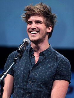 Joey Graceffa a 2014-es VidCon-on