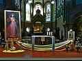 Johanneskirche Freiburg - Seligsprechung von Johannes Paulus II.jpg