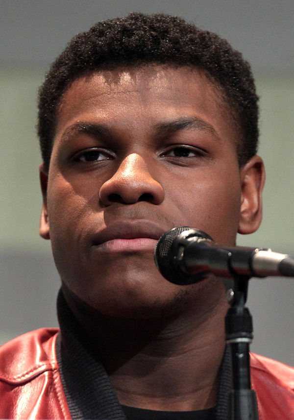 Photo John Boyega via Wikidata