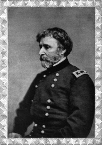 Frémont Emancipation - Major General John C. Frémont
