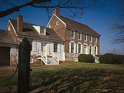 John Dickinson Mansion, Kitts Hummock Road, off State Road 68, 0.3 mile east of intersection with State Route 113, (Kent County, Delaware).jpg