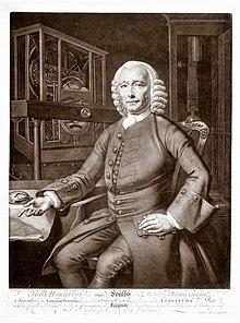 portait of John Harrison