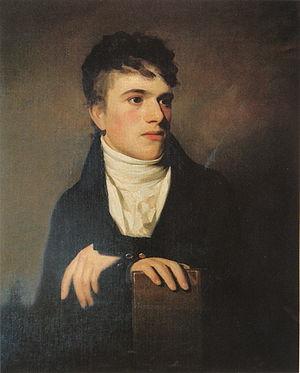 George Watson (painter) - John James Ruskin - father of John Ruskin (1802)