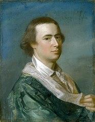 Portrait of Joseph Barrell