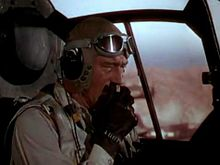John Wayne in Flying Leathernecks trailer.jpg