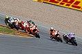 Jorge Lorenzo leads the group 2015 Sachsenring.jpeg