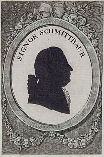 Joseph Aloys Schmittbaur German composer, Kapellmeister, and instrument builder