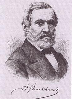 Julius Adolph Stöckhardt German chemist