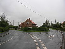 Junction in Healaugh - geograph.org.uk - 248184.jpg