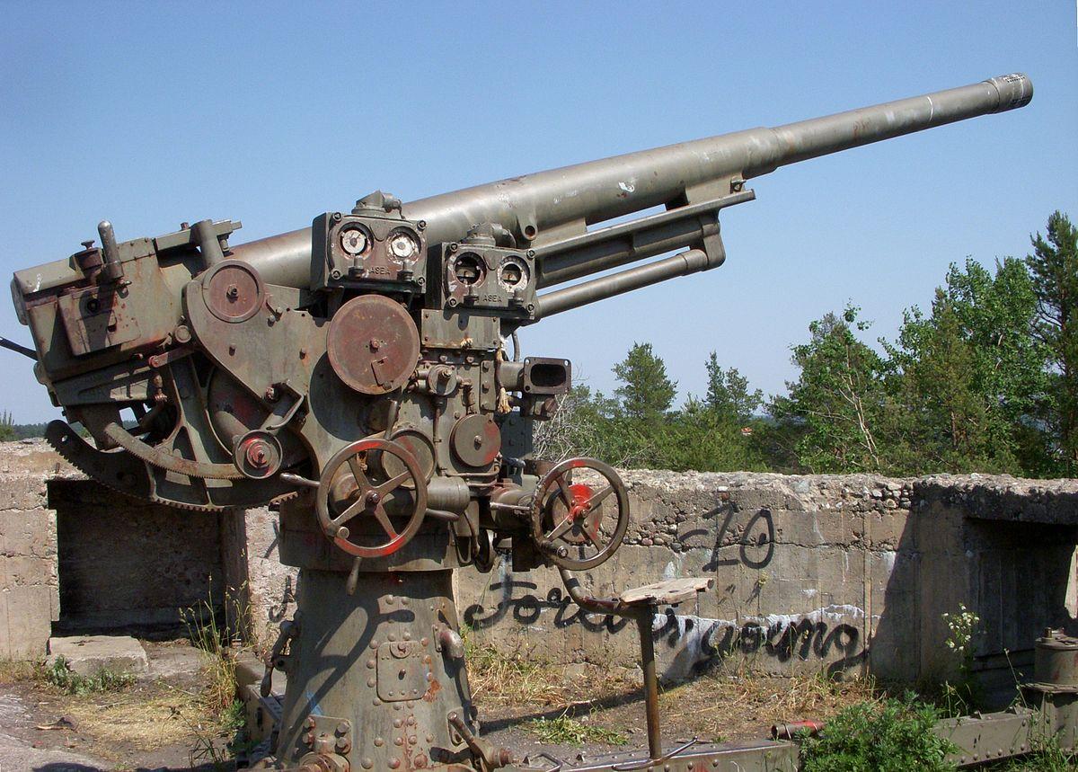 Bofors 75 mm Model 1929